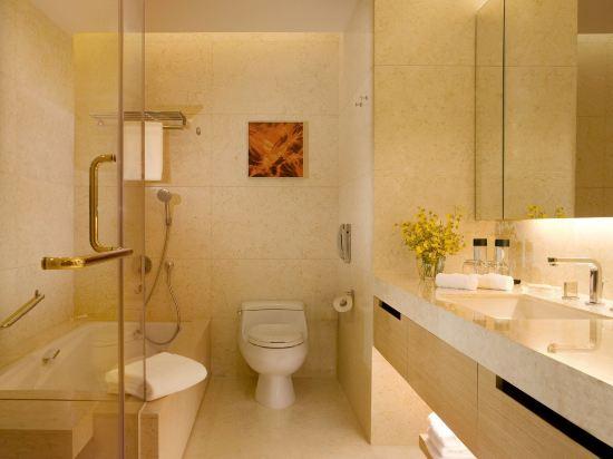 香港銅鑼灣皇冠假日酒店(Crowne Plaza Hong Kong Causeway Bay)無煙雙床房