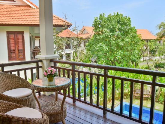 峴港富麗華大酒店(Furama Resort Danang)兩卧室泳池別墅