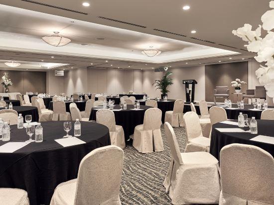新加坡 M 酒店(M Hotel Singapore)會議室