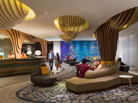 新山香格里拉公主港今旅酒店(Hotel Jen Puteri Harbour Johor Bahru by Shangri-La)公共區域