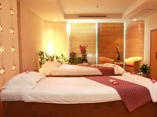 曼谷帕色哇公主酒店(Pathumwan Princess Hotel)會議室