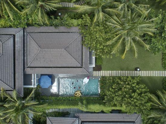 峴港雅高尊貴度假村(Premier Village Danang Resort Managed by AccorHotels)兩卧室別墅帶私人小型泳池(可前往海邊)