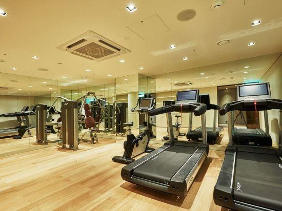 明洞皇冠公園酒店(Crown Park Hotel Seoul)健身房