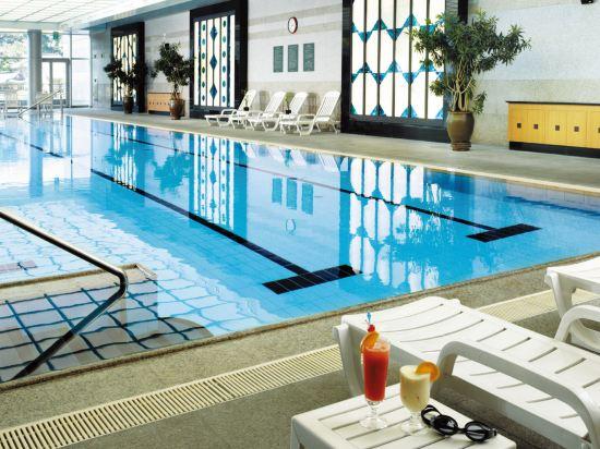 首爾世貿中心洲際酒店(InterContinental Seoul COEX)室內游泳池