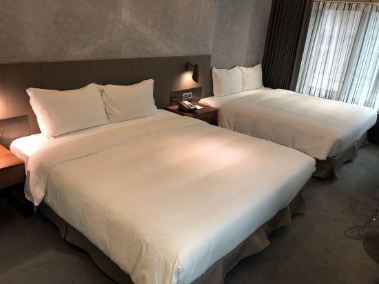 台北有園飯店(U Hotel Taipei)水樣客房
