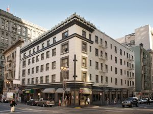 舊金山阿卜聯合廣場酒店(Hotel Abri Union Square San Francisco)