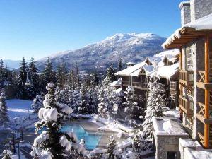 惠斯勒黑梳山海岸套房酒店(The Coast Blackcomb Suites At Whistler)