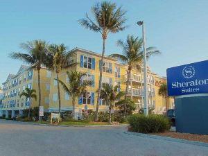 基韋斯特喜來登酒店(Sheraton Suites Key West)