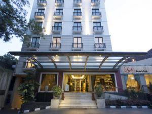 萬隆艾斯米拉精品酒店(Asmila Boutique Hotel Bandung)
