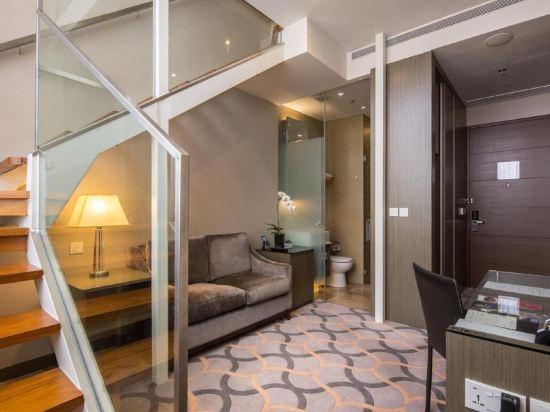 新加坡帝盛酒店(Dorsett Singapore)豪華復式套房