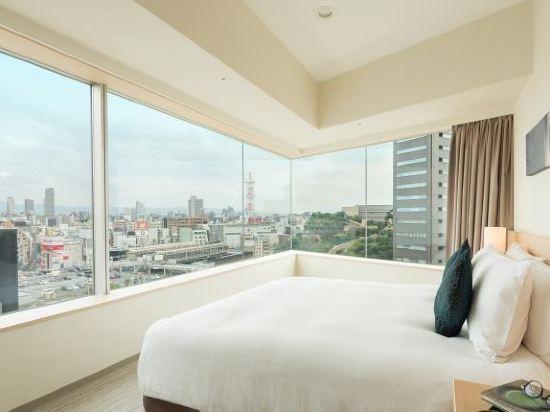 南海大阪輝盛國際公寓(Fraser Residence Nankai Osaka)雙臥室豪華房