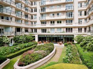 巴黎凡爾賽門阿德吉奧公寓式酒店(Aparthotel Adagio Porte de Versailles)