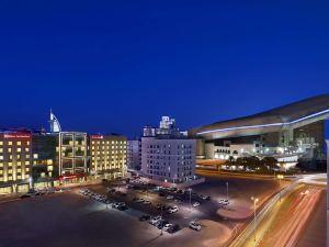 阿聯酋迪拜購物中心希爾頓花園酒店(Hilton Garden Inn Dubai Mall of The Emirates)