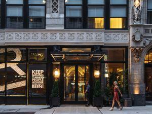 紐約煉油廠酒店(Refinery Hotel New York)