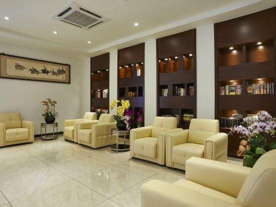城市便捷吉隆坡武吉免登店(City Comfort Hotel Bukit Bintang)公共區域