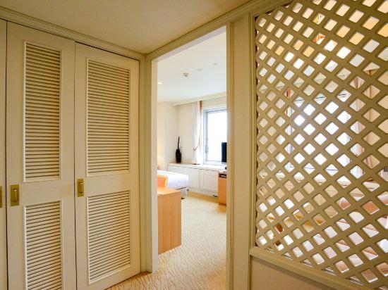 札幌公園飯店(Sapporo Park Hotel)雙人房(小型雙人床)