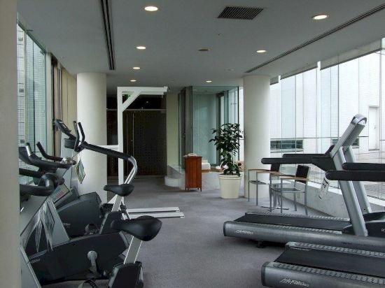小田急世紀南悅酒店(Odakyu Hotel Century Southern Tower)健身房