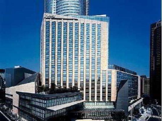 東京君悅酒店(Grand Hyatt Tokyo)外觀