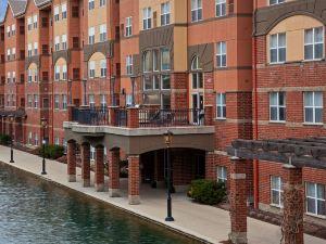 印第安納波利斯市中心運河畔居家酒店(Residence Inn Indianapolis Downtown on The Canal)