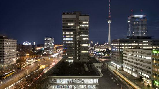 Hotel Indigo Berlin-Alexanderplatz