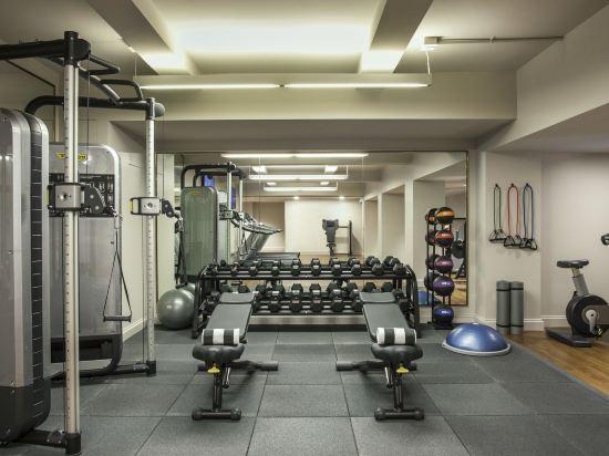 紐約巴克萊洲際大酒店(InterContinental New York Barclay Hotel)健身房
