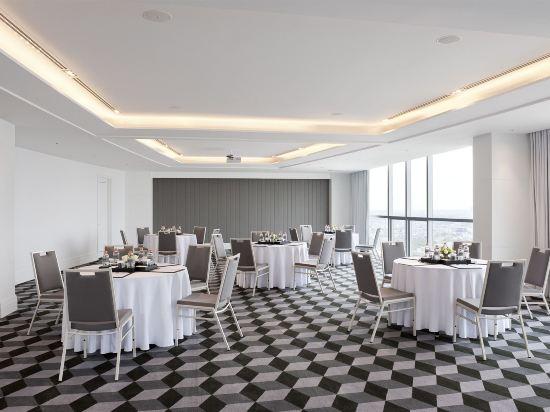 曼谷鉑爾曼大酒店(Pullman Bangkok Hotel G)餐廳