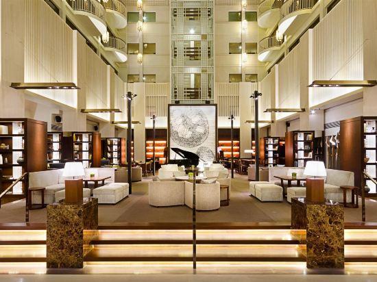 京那巴魯凱悅酒店(Hyatt Regency Kinabalu)大堂吧