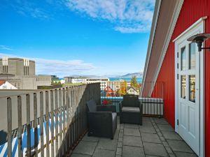 林冠希爾頓雷克雅未克市中心酒店(Canopy by Hilton Reykjavik City Centre)