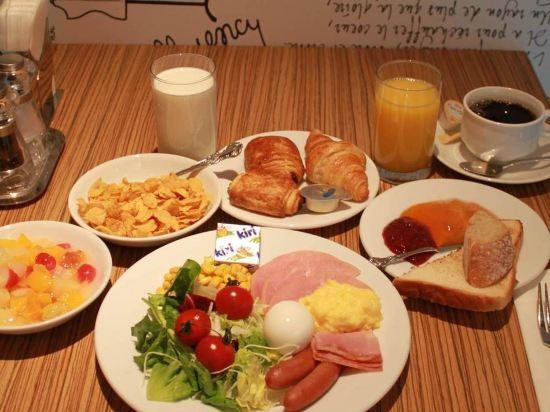 宜必思東京新宿酒店(Ibis Tokyo Shinjuku)餐廳