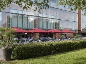 里昂塞特萬豪國際酒店(Lyon Marriott Hotel Cité Internationale)
