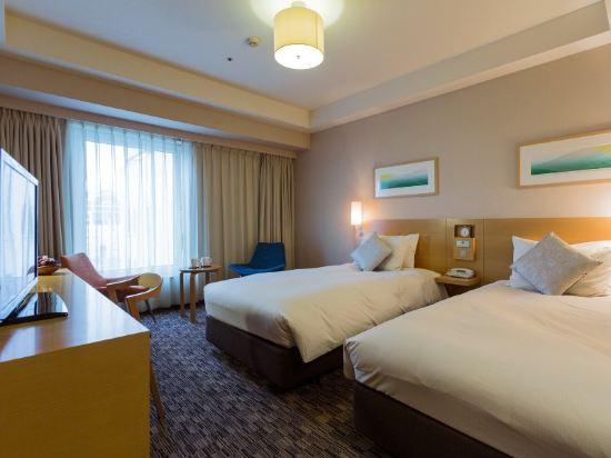 札幌三位神大酒店(Hotel Resol Trinity Sapporo)豪華雙床房