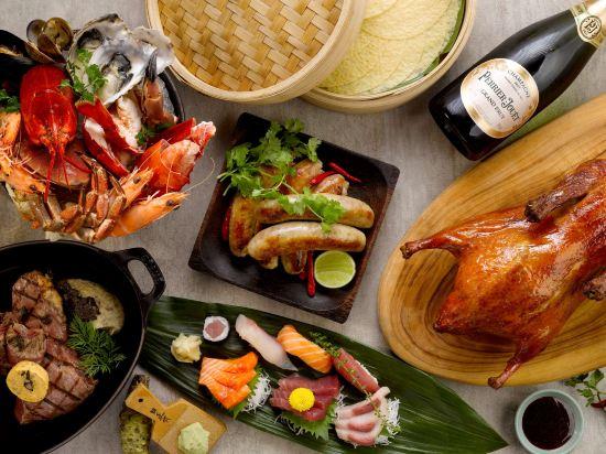 新加坡君悦酒店(Grand Hyatt Singapore)餐廳