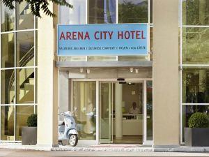 薩爾茨堡競技場城市酒店(Arena City Hotel Salzburg)