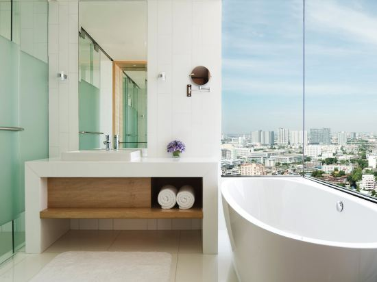 曼谷河畔安凡尼臻選酒店(Avani+ Riverside Bangkok Hotel)阿瓦尼河景二卧套房