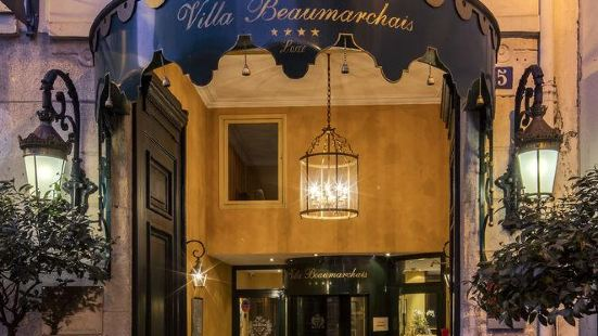 ヴィラ ボーマルシェ ホテル