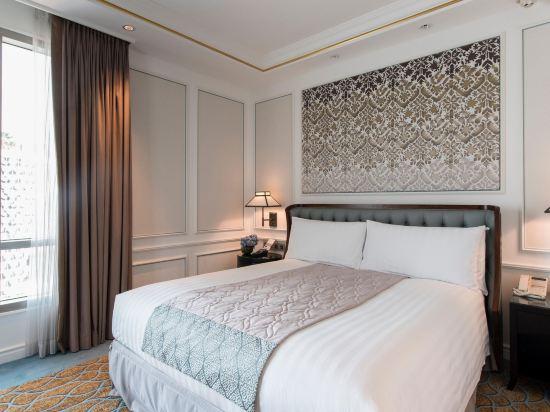 新加坡洲際酒店(InterContinental Singapore)俱樂部至尊豪華房