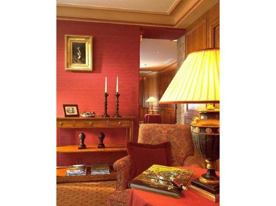巴黎貝羅酒店(Belloy Saint-Germain Paris)公共區域
