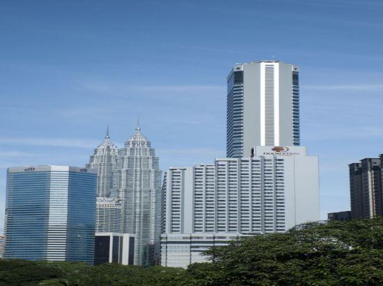 吉隆坡希爾頓逸林酒店(DoubleTree by Hilton Kuala Lumpur)外觀