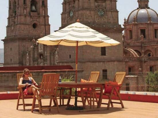 Mision Catedral Morelia Hotel Reviews And Room Rates Trip Com