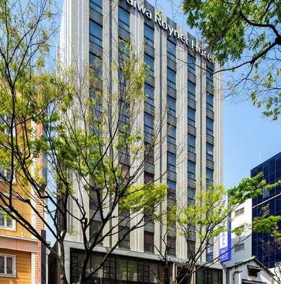福岡西中洲大和ROYNET酒店(Daiwa Roynet Hotel Fukuoka Nishinakasu)外觀