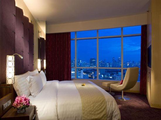 曼谷盛泰瀾中央世界商業中心酒店(Centara Grand at Centralworld)至尊房