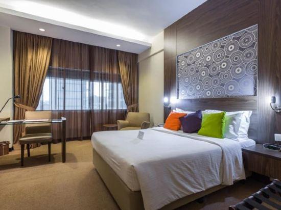 新加坡大太平洋酒店(Hotel Grand Pacific Singapore)尊貴房