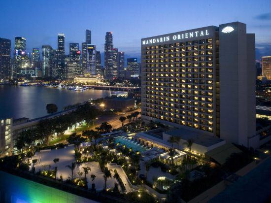新加坡文華東方酒店(Mandarin Oriental, Singapore)城市套房