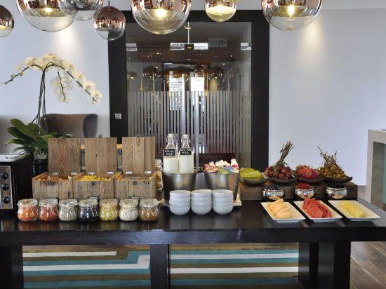 曼谷萬怡酒店(Courtyard by Marriott Bangkok)餐廳