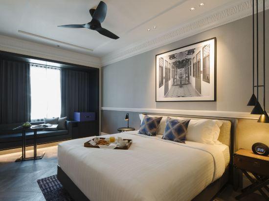 新加坡君樂皇府酒店(Grand Park City Hall Singapore)水晶俱樂部尊貴房