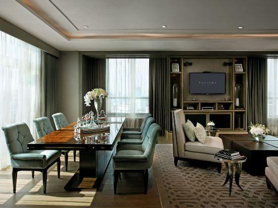 索菲特曼谷素坤逸酒店(Sofitel Bangkok Sukhumvit)帝王套房