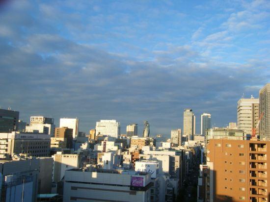名鐵Inn酒店-名古屋錦(Meitetsu Inn Nagoya Nishiki)外觀