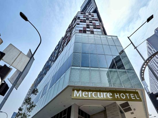 新加坡武吉士美居酒店(Mercure Singapore Bugis)