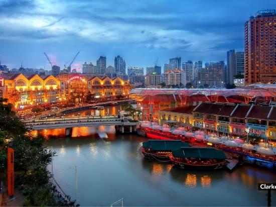 新加坡阿拉伯街禪室酒店