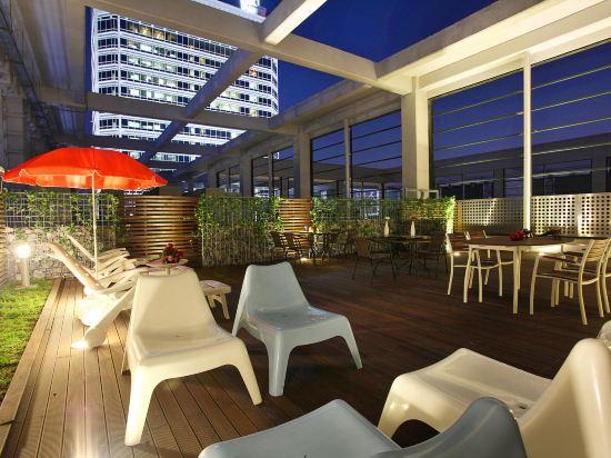 空中花園東大門金斯敦酒店(Hotel Skypark Kingstown Dongdaemun)餐廳